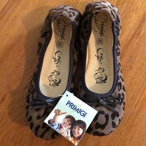 New PRIMIGI Leopard Print Shoes Size 13 / Euro 31